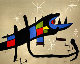 Miro Night Creature